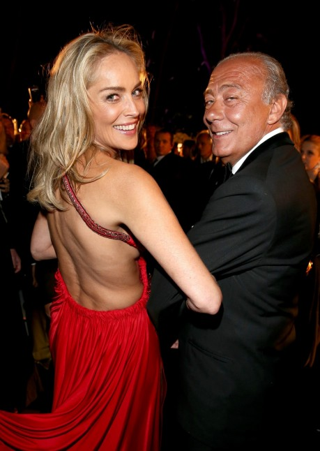 Sharon Stone At De Grisogono Party During The Th Cannes Film Festival Films