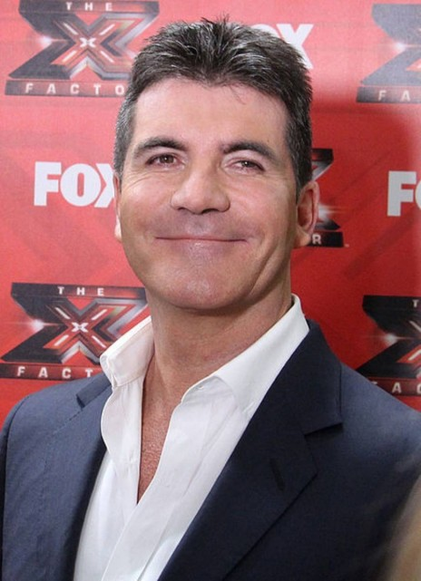 Px Simon Cowell In December