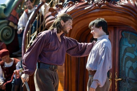 Ben Barnes As King Caspian And Skandar Keynes As Edmund Pevensie Stars In Michael Apted Adventure Fantasy The Chronicles Of Narnia The Voyage Of The Dawn Treader