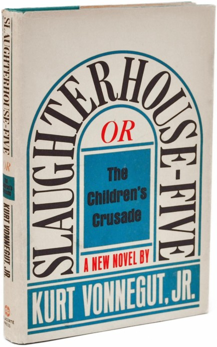 Slaughterhouse Five Cover Book Cover