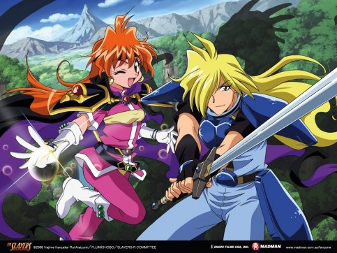 Slayers Revolution Slayer Movie