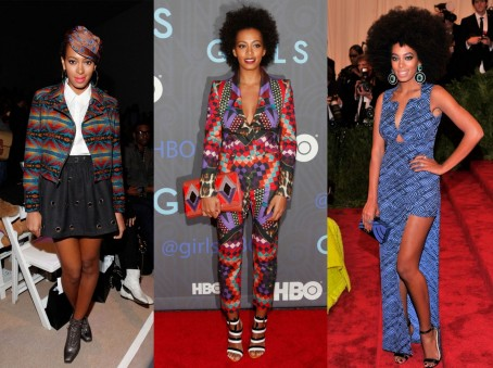 Solange Knowles Glamour Style Icon Of The Week Main