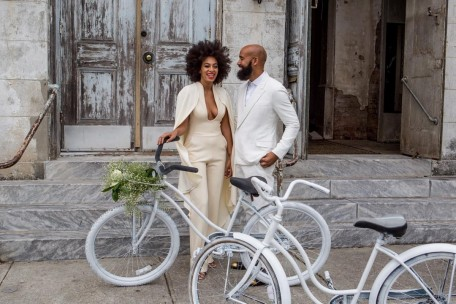 Solange Knowles Weds Alan Ferguson New Orleans
