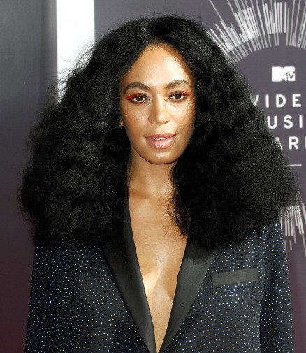 Solange Knowles Zoom Body