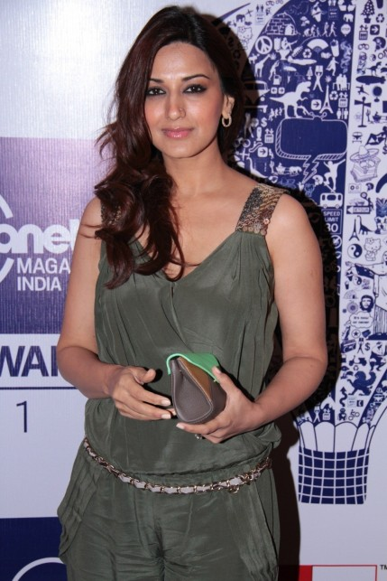 Iaigp Zs Whv Sonali Bendre At Lonely Planet Magazine Travel Awards At Hotel Trident In Mumbai