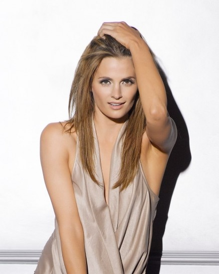 Stana Katic Photo Castle