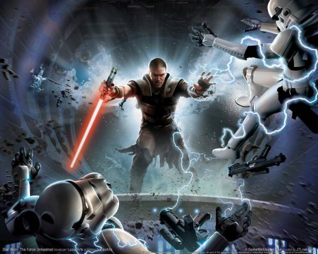 Star Wars The Force Unleashed Ps