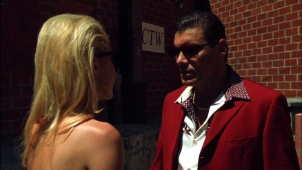 Steven Bauer And Madison Walls In Numbers Game Large Picture