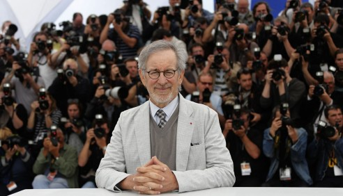 Steven Spielberg Cannes Reuters Directing