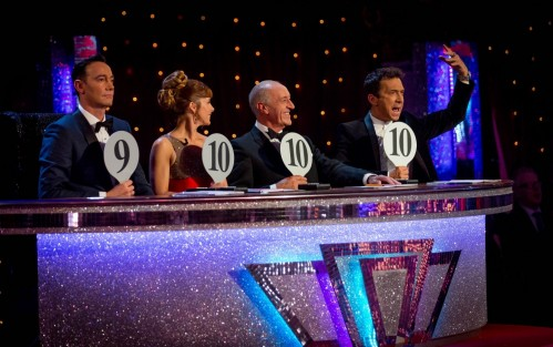 Low Strictly Come Dancing Judges