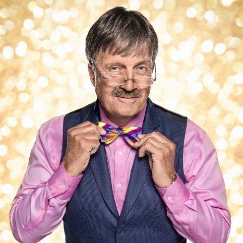 Strictly Come Dancing Scd Tim Wannacott Good Housekeeping Contestants
