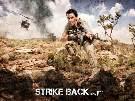 Strike Back Richard Armitage