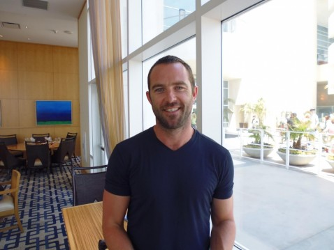 Sullivan Stapleton Large Picture Wallpaper