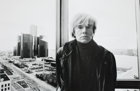 Andonian Andy Warhol In Detroit Movie