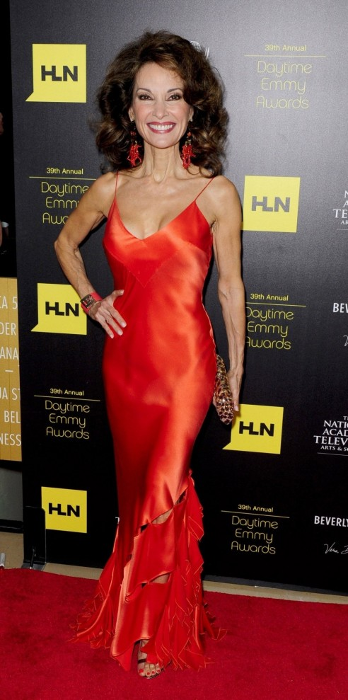 Susan Lucci Arrives At The Th Daytime Emmy Awards In Beverly Hills