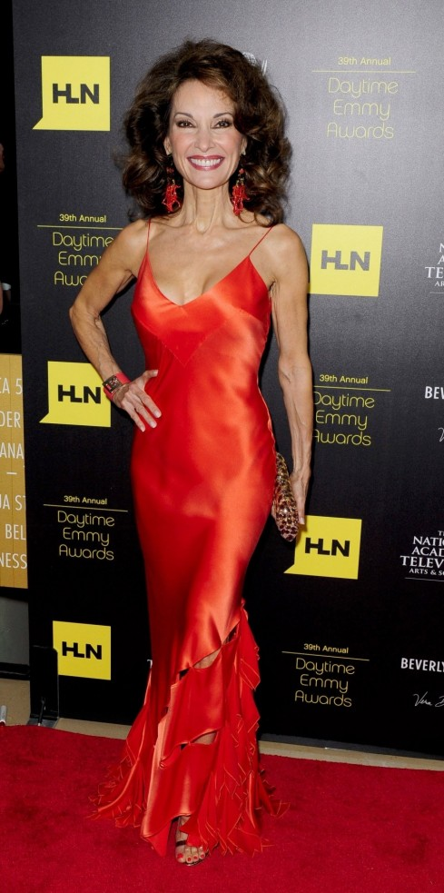 Susan Lucci Arrives At The Th Daytime Emmy Awards In Beverly Hills California
