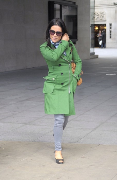 Susanna Reid Leaves Bbc Studios In London