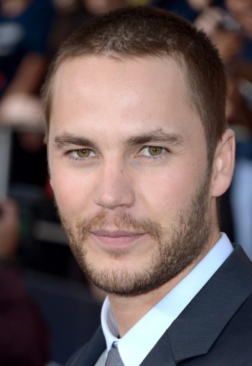 Taylor Kitsch At Event Of Battleship