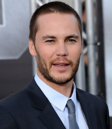 World Famous Hollywood Actor Taylor Kitsch Hot