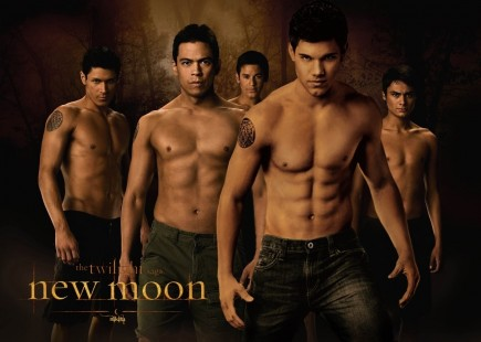 Jacob Black Wolf Pack Taylor Lautner Body