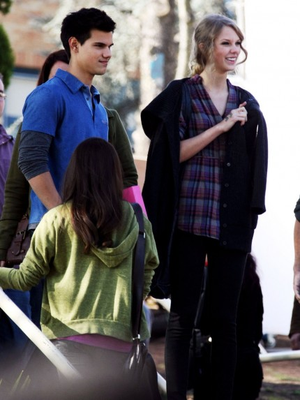 Taylor Swift And Taylor Lautner Break Up And Taylor Swift