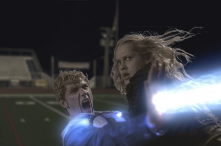 Alex Pettyfer And Teresa Palmer In Am Number Four Am Number Four