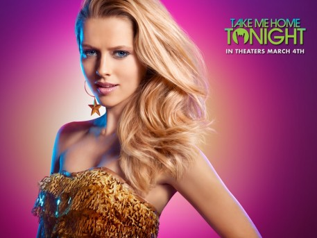 Teresa Palmer In Take Me Home Tonight Wallpaper