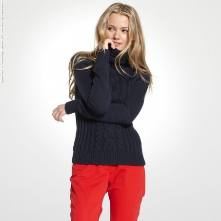 Tetyana Piskun For Tommy Hilfiger Collection Photo Shoot