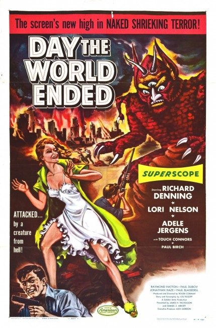 Day World Ended Poster Movie