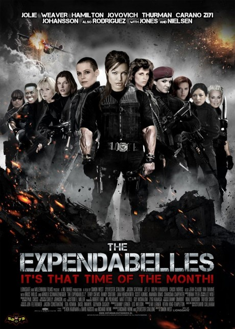 Expendabelles Fanposter