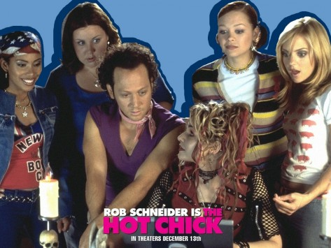 The Hot Chick The Hot Chick Movie