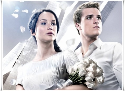 Hunger Catching Fire