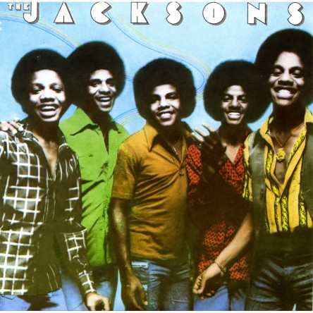 The Jacksons Cover Album Covers