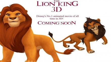 The Lion King Movie Wallpaper Movie