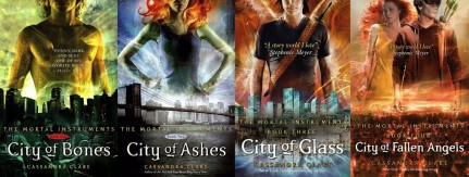 The Mortal Instruments Book