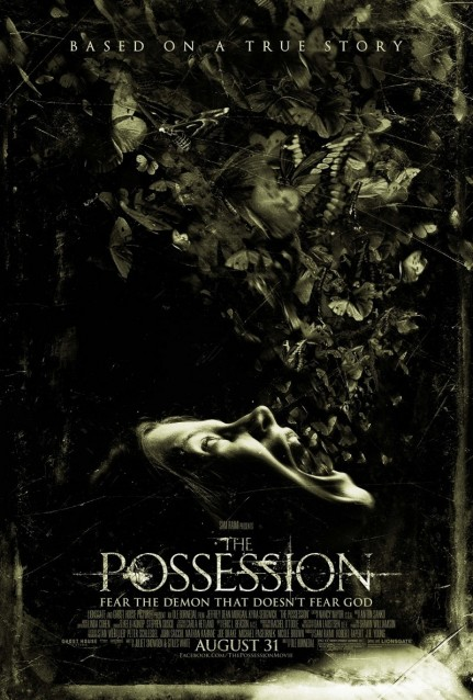 The Possession Movie Poster Jeffrey Dean Morgan Ray