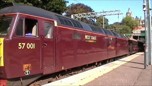 The Royal Scotsman Shared Picture