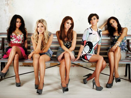 The Saturdays Una