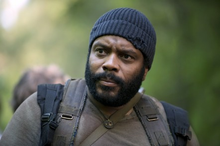 The Walking Dead Season Chad Coleman Season