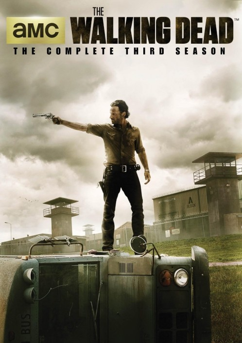 The Walking Dead The Complete Third Season