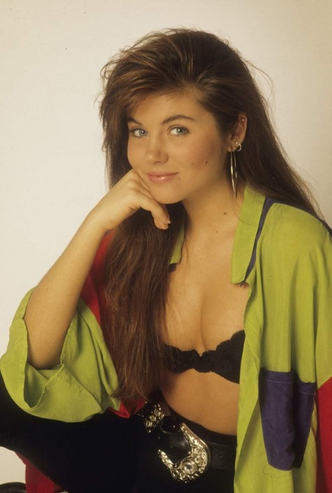 Tiffani Amber Thiessen Saved By The Bell Saved By The Bell