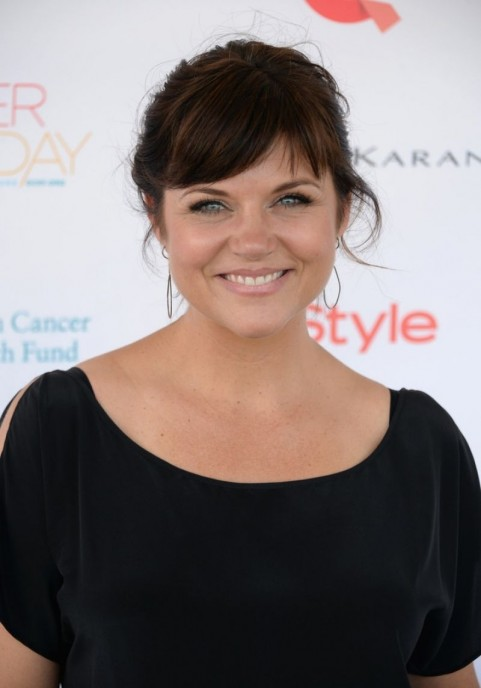 Tiffani Thiessen At Ovarian Cancer Research Fund Th Annual Super Saturday