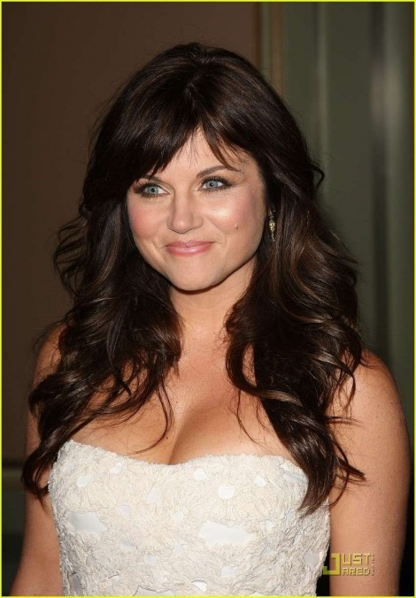Tiffani Thiessen Is Putting Up With Your Jokes Because She Is Nice Photo
