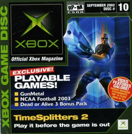 Timesplitters 2 Shared Picture