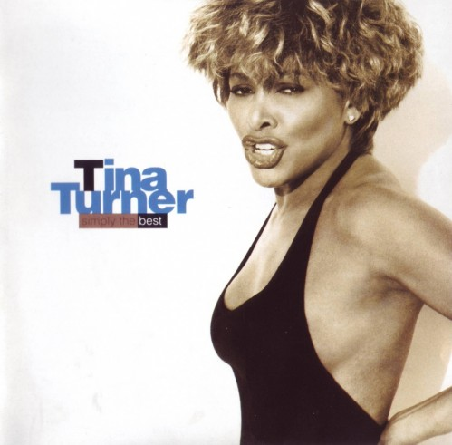 Tina Turner Simply The Best Front