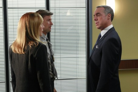 Picture Of Marg Helgenberger Grant Show And Titus Welliver In Csi Crime Scene Investigation Large Picture Sons Of Anarchy