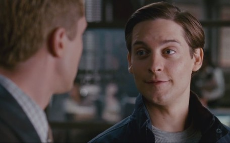 Tobey Tobey Maguire