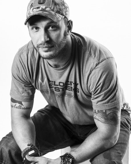 Tom Hardy Tiff Portraits Vf
