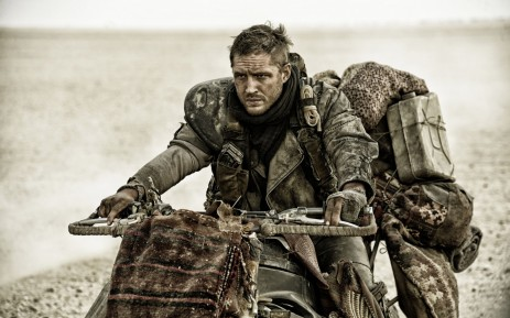 Tom Hardy In Mad Max Fury Road Poster Wallpaper