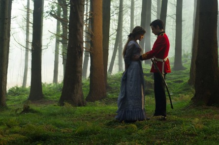 Still Of Tom Sturridge And Carey Mulligan In Far From The Madding Crowd Large Picture